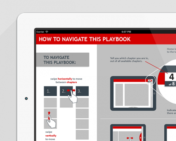 Adobe Playbook B2B iPad App