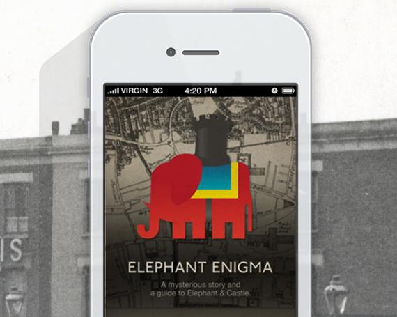 Elephant Enigma web app