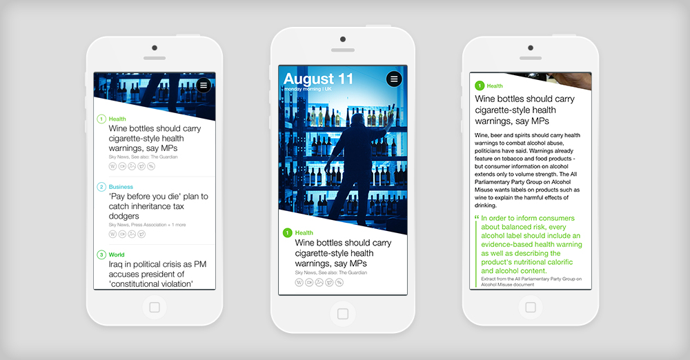 App of the moment: Yahoo! News Digest